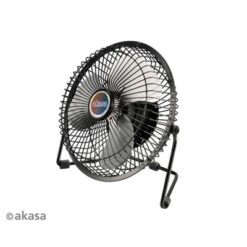 "Akasa AK-UFN03-BK 6"" Mini USB Desktop Fan"