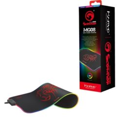 Marvo Scorpion MG08 RGB LED Medium Gaming Mouse Pad