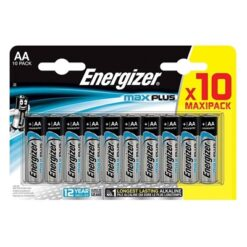 Energizer MaxPlus Pack of 10 AA Batteries