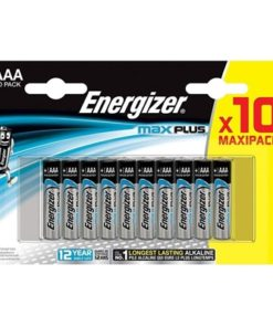 Energizer MaxPlus Pack of 10 AAA Batteries