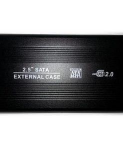"2.5"" SATA External Enclosure USB2.0 up to 9mm HDD"