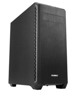 Antec P7 Silent Mid Tower 2 x USB 3.0 Sound-Dampened Black Case