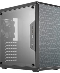 Cooler Master MasterBox Q500L Mid Tower 2 x USB 3.0 Side Window Panel Black Case