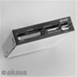 Akasa AK-ICR-07 Internal 6-Slot Multi Card Reader with USB port
