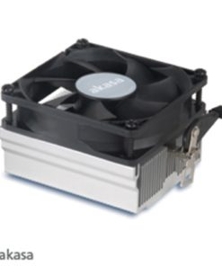 Akasa AK-865 AMD Socket 80mm 2300RPM Black Fan CPU Cooler