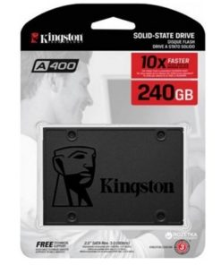 Kingston SSDNow A400 240GB SATA III SSD