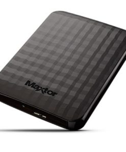 "Maxtor M3 1TB USB 3.0 Black 2.5"" Portable External Hard Drive"