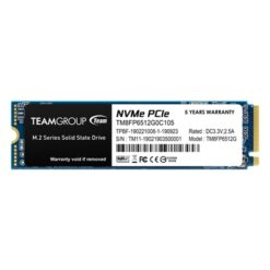 Team MP33 512GB M.2 PCIE NVMe SSD