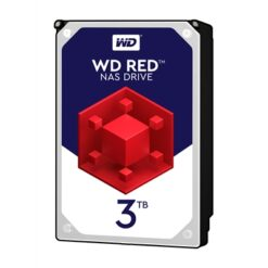 "WD Red WD30EFRX NAS 3TB 3.5"" 5400RPM 64MB Cache Sata III Internal Hard Drive"