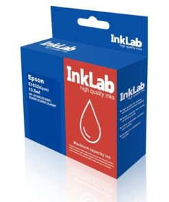 InkLab 1632 Epson Compatible Cyan Replacement Ink