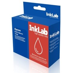 InkLab 1811 Epson Compatible Black Replacement Ink