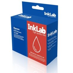 InkLab 1812 Epson Compatible Cyan Replacement Ink