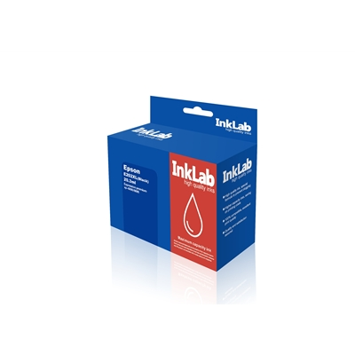 InkLab 202 XL Epson Compatible Black Replacment Ink