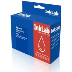 InkLab 33 XL Epson Compatible Black Replacment Ink