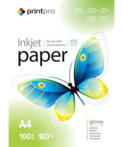 ColorWay Glossy 180gsm A4 Photo Paper 100 Sheets