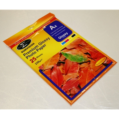 Sumvision A4 230gsm (25 pack) Glossy Photo Paper