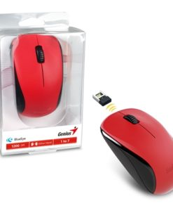 Genius NX-7000 Wireless Red Mouse