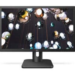 "AOC 27E1H 27"" LED Widescreen Full HD IPS D-Sub / HDMI Black Monitor"