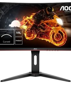 "AOC C24G1 23.6"" LED 144Hz 1ms VGA / HDMI / Display Port Monitor with Freesync Curved Monitor"
