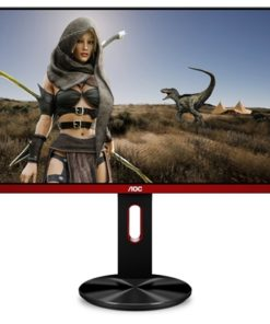 "AOC G2790PX 27"" WLED Widescreen Full HD VGA/HDMI/DisplayPort Black & Red Gaming Monitor"