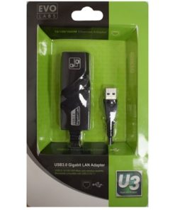 Evo Labs Gigabit USB 3.0 to Ethernet Adapter