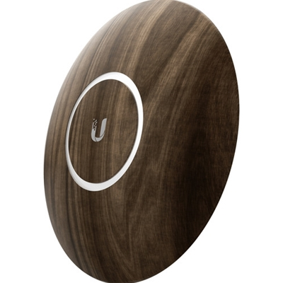 Ubiquiti UniFi NanoHD Wood Effect Skin Cover - 3 Pack