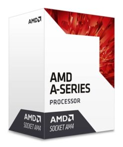 AMD A6-9500 Bristol Ridge 3.5GHz Dual Core AM4 Socket Processor with Heat Sink Fan