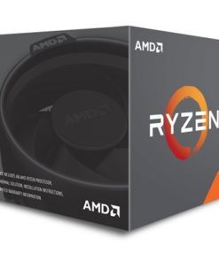 AMD Ryzen 5 2600 3.9 GHz Six Core AM4 Socket Overclockable Processor