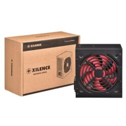 Xilence Redwing 600W 120mm Red Silent Fan OEM System Builder PSU