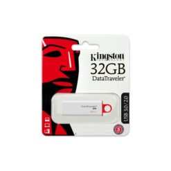 Kingston DataTraveler G4 32GB USB 3.0 Red USB Flash Drive