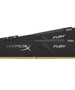 Kingston HyperX 32GB FURY Black Heatsink (2 x 16GB) DDR4 2666MHz DIMM System Memory
