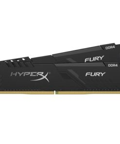 Kingston HyperX 16GB FURY Black Heatsink (2 x 8GB) DDR4 3200MHz DIMM System Memory