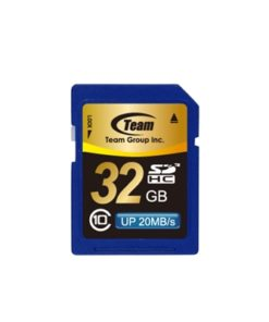 Team 32GB Full SDHC Class 10 Flash Card