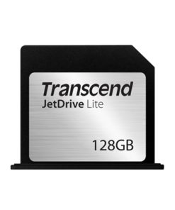 "Transcend JetDrive Lite 350 128GB SD Card Upgrade for 15"" Macbook Retina"