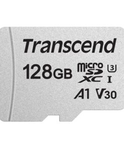 Transcend 128GB Micro SDXC Class 10 UHS-I U3 A1 Flash Card