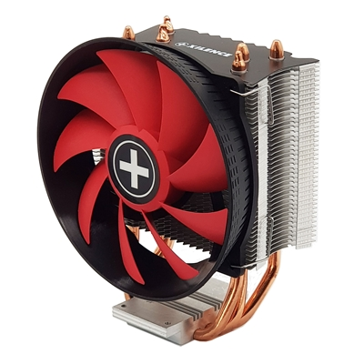 Xilence M403.PRO Universal Socket 120mm PWM 1800RPM Red Fan CPU Cooler