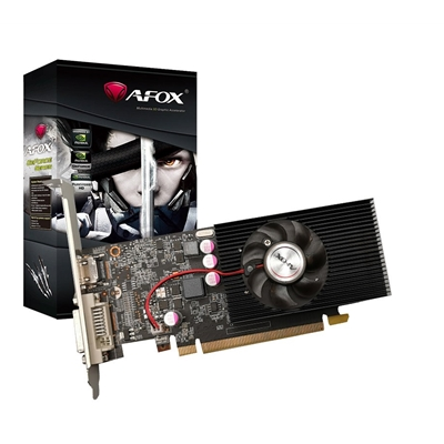 AFOX GeForce GT1030 2GB GDDR5 Single Fan Low Profile Graphics Card