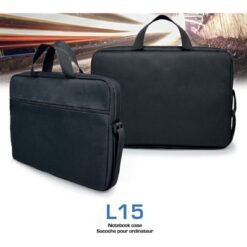 Port Design L15 Top Loading 15.6in Laptop  Carry Case