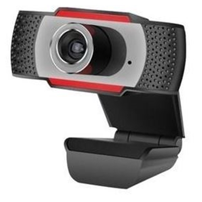 1080p USB2 Webcam with Dual Microphone