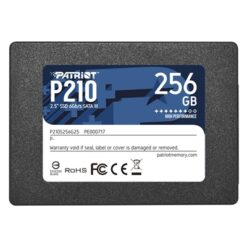 Patriot P210 256GB SATA III SSD