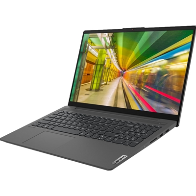 Lenovo IdeaPad 5 15IIL05 Intel Core i5-1035G1 8GB RAM 256GB SSD 15.6 inch Full HD Windows 10 S Laptop Graphite Grey