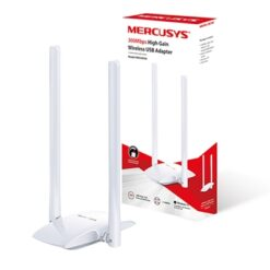 Mercusys MW300UH N300 High Gain Wireless USB Adapter