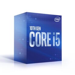 Intel i5 10500 Comet Lake Six Core 3.1GHz 1200 Socket Processor with Heat Sink Fan