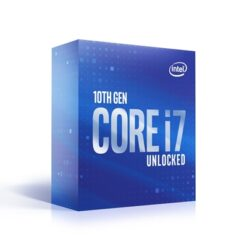 Intel i7 10700K Comet Lake Eight Core 3.8GHz 1200 Socket Processor