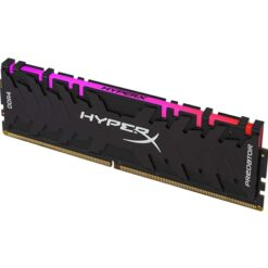 Kingston HyperX Predator RGB 8GB Black Heatsink (1x8GB) DDR4 4000MHz DIMM System Memory